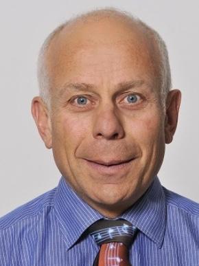 Dr. Felix Keller, Glaziologe