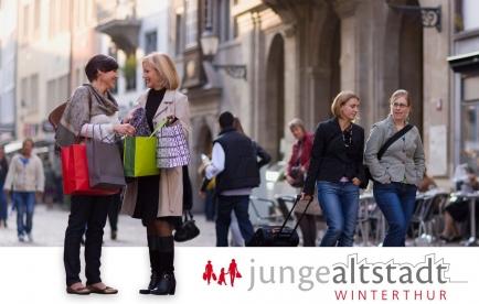 Junge Altstadt Winterthur