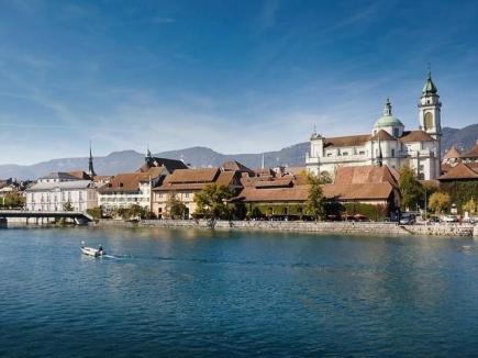 Rotary Reise in die Ambassadorenstadt Solothurn und Umgebung