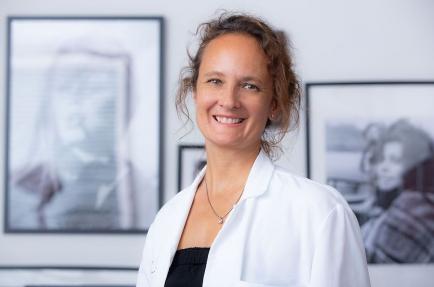 Dr. med. Gesine Meili, Direktorin Departement Geburtshilfe und Gynäkologie, Kantonsspital Winterthur