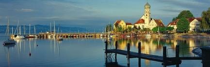 Bodensee, am Untersee