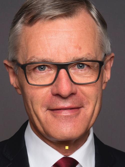 Arthur Frauenfelder, Präsident/in